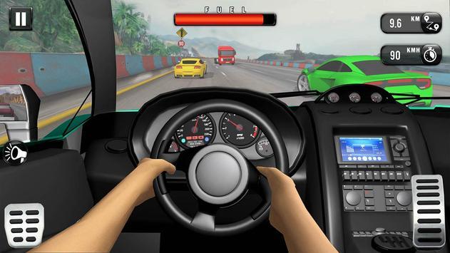 Speed Car Race 3D ScreenShot1
