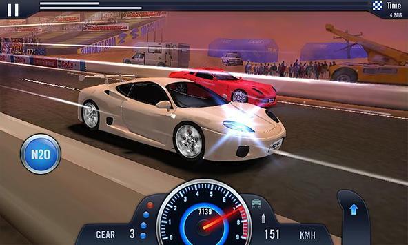 Furious Car Racing ScreenShot1