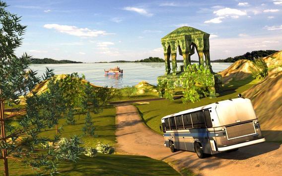 Bus Simulator Free ScreenShot1