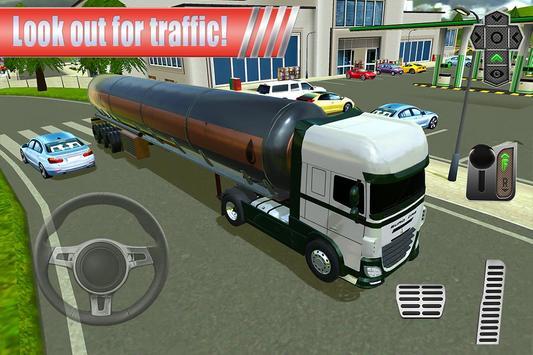 Gas Station: Car Parking Sim ScreenShot1