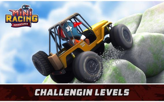 Mini Racing Adventures ScreenShot1