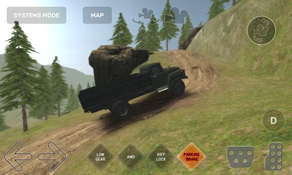 Dirt Trucker: Muddy Hills ScreenShot1