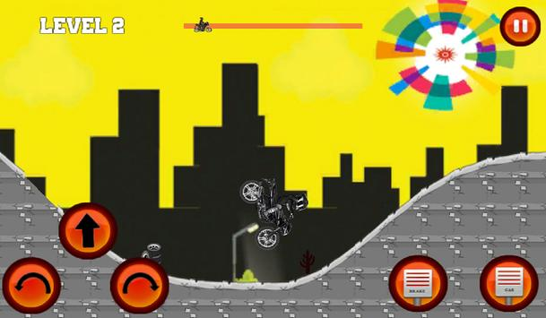 Heroic Racing In Crowded City ScreenShot1