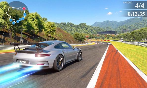 Speed Racing Traffic Car 3D ScreenShot1