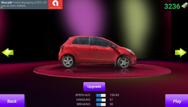 Traffic Racing in Car ScreenShot1