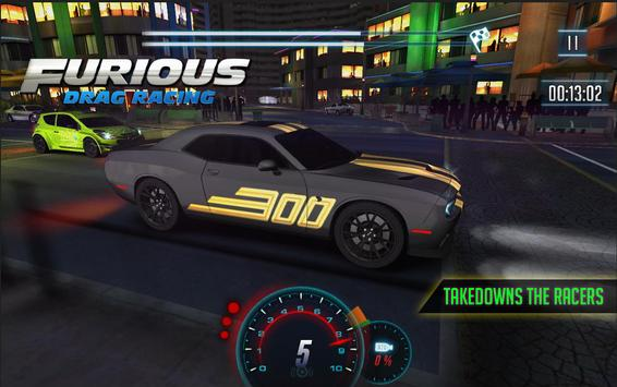 Furious 8 Drag Racing  2018s new Drag Racing ScreenShot1