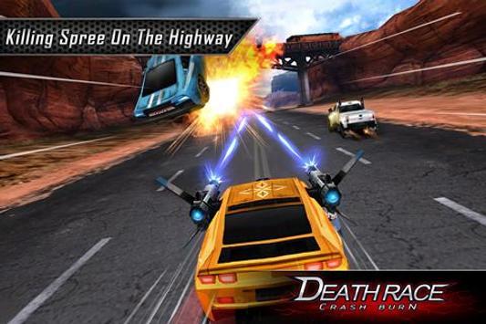 Death Race:Crash Burn ScreenShot1