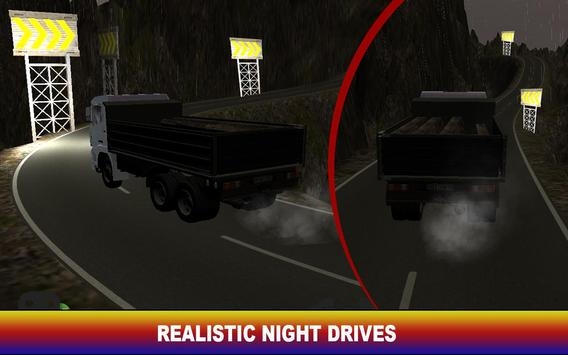 3D Truck Driving Simulator ScreenShot1