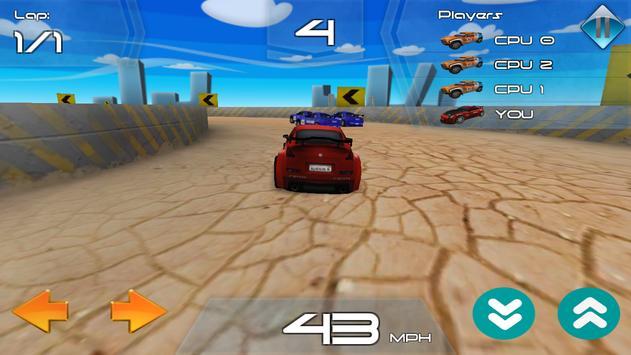 Super Car Racing : Multiplayer ScreenShot1