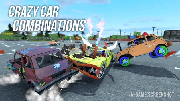Demolition Derby Multiplayer ScreenShot1