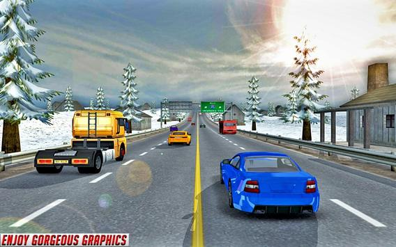 Modern Car top drift Traffic Race free games ScreenShot1