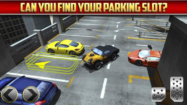 Multi Level Car Parking Games ScreenShot1
