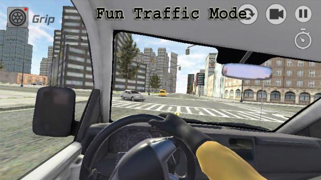 """Vehicle Simulator""""µ Top Bike and Car Driving Games ScreenShot1"""
