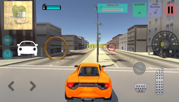 Driving In Car ScreenShot1