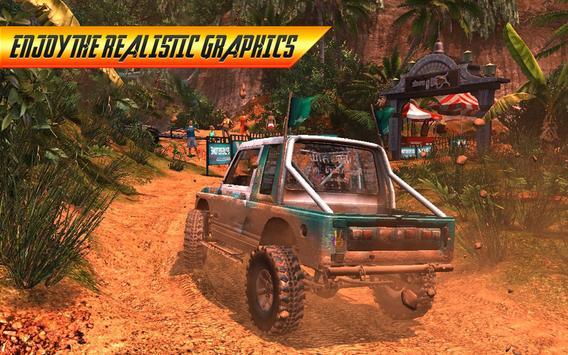 Off road 4X4 Jeep Racing Xtreme 3D ScreenShot1