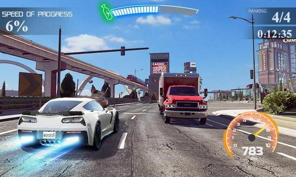 Street Racing Car Driver 3D ScreenShot1