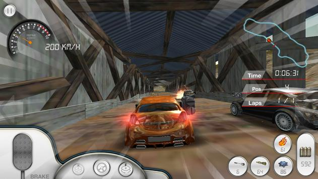 Armored Car HD (Racing Game) ScreenShot1