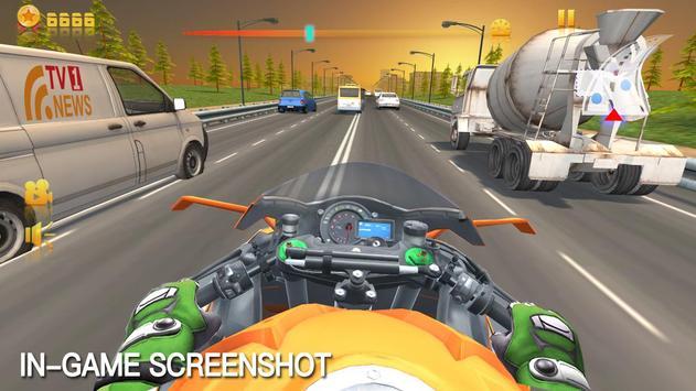 Traffic Rider 3D ScreenShot1