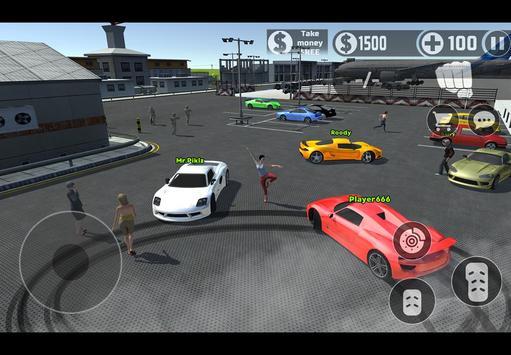 Mad City Online Beta Test 2018 ScreenShot1