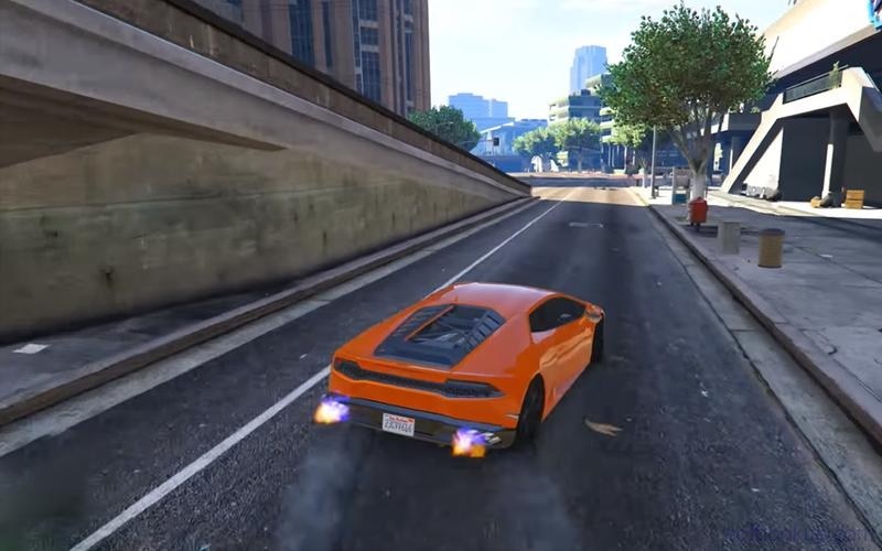 Extreme Car Driving Racing Simulator ScreenShot1