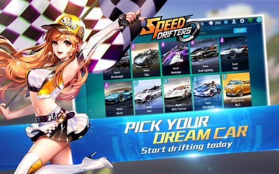 Garena Speed Drifters ScreenShot1