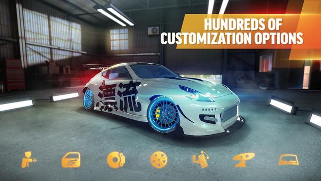 Drift Max Pro  Car Drifting Game with Racing Cars ScreenShot1
