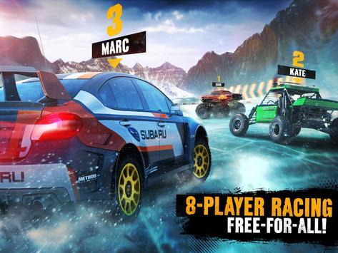 Asphalt Xtreme: Rally Racing ScreenShot1