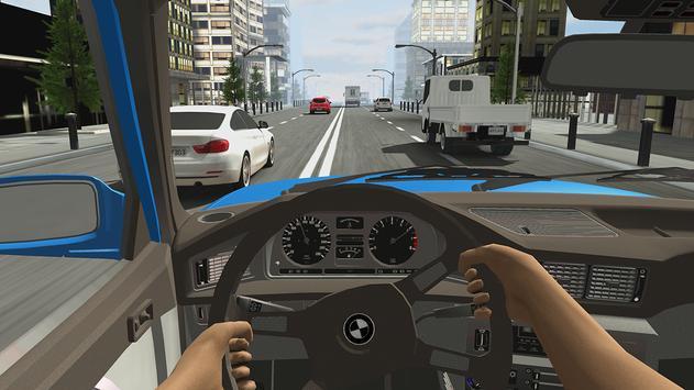 Racing in Car 2 ScreenShot1
