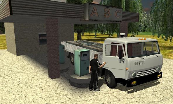 Traffic Hard Truck Simulator ScreenShot1