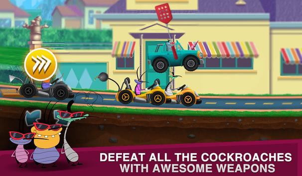 Oggy Super Speed Racing (The Official Game) ScreenShot1