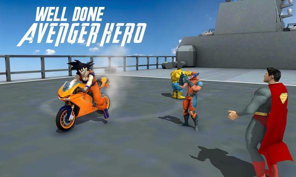 Super Heroes Downhill Racing ScreenShot1