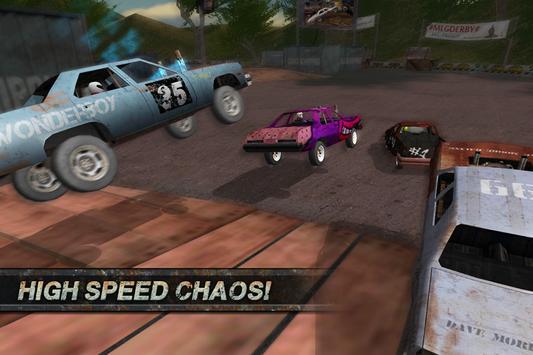 Demolition Derby: Crash Racing ScreenShot1