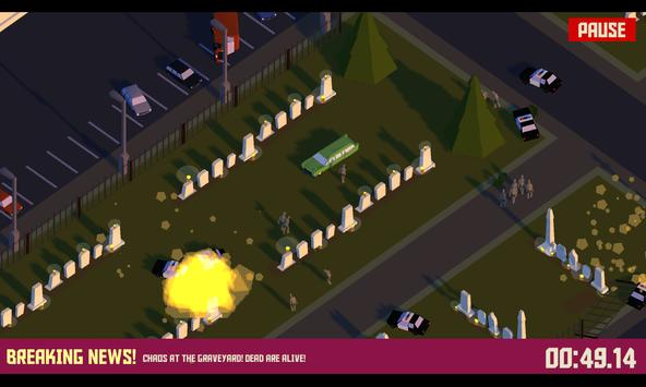 PAO  Car Chase Simulator ScreenShot1