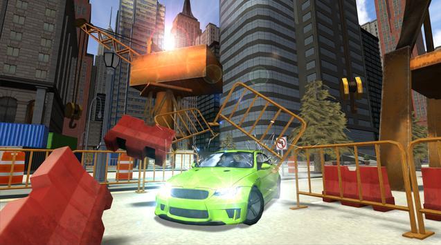 Car Driving Simulator: NY ScreenShot1