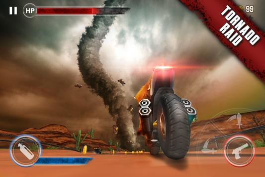 Death Moto 3 : Fighting Bike Rider ScreenShot1