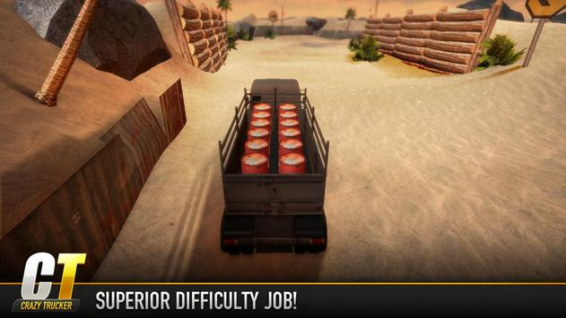 Crazy Trucker ScreenShot1