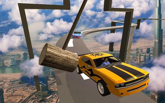 Racing Car Stunts On Impossible Tracks ScreenShot1