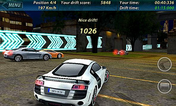 Need for Drift: Most Wanted ScreenShot1