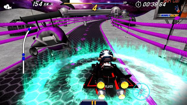 Monkey Racing Free ScreenShot1