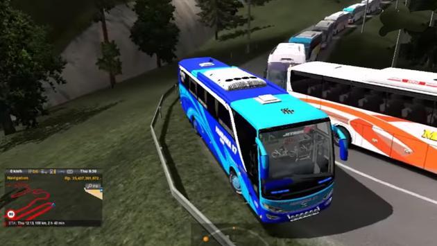 Simulator bus Indonesia Lintas Jawa ScreenShot1