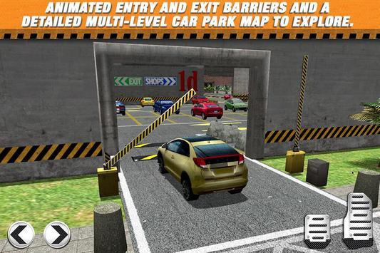 Multi Level Car Parking Game 2 ScreenShot1