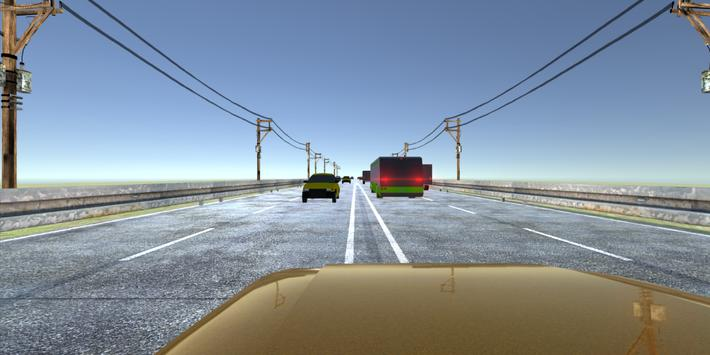 VR Racer  Highway Traffic 360 (Google Cardboard) ScreenShot1