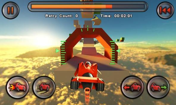 Jet Car Stunts Lite ScreenShot1