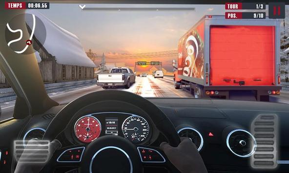 Racing Traffic Car Speed ScreenShot1