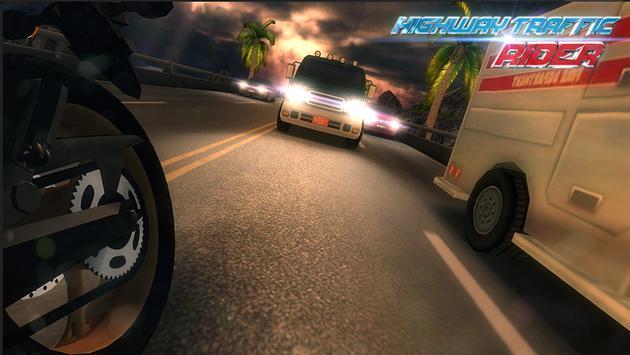 Highway Traffic Rider ScreenShot1