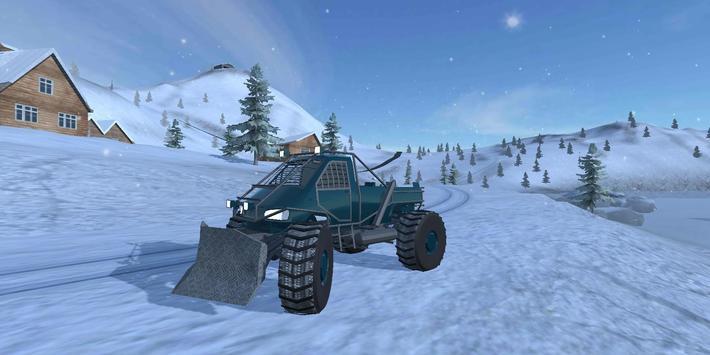 OffRoad Winter Edition 4x4 ScreenShot1