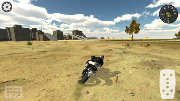 Fast Motorcycle Driver ScreenShot1