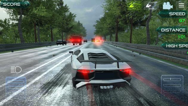 Highway Asphalt Racing : Traffic Nitro Racing ScreenShot1
