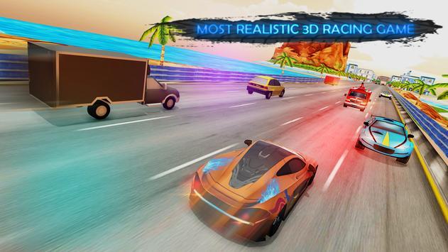 Lightning Cars Traffic Racing: No Limits ScreenShot1