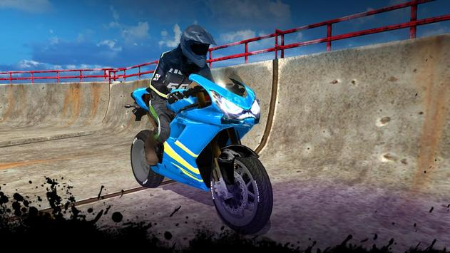 Impossible Bike Stunts 3D ScreenShot1